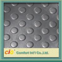 Buy cheap 1.0mm To 2.0mm Plastic Floor Covering Pvc Sports Flooring Waterproof from wholesalers
