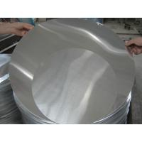 Buy cheap Polished Aluminium Sheet Circle For Deeping Drawing / Spinning / Anodizing from wholesalers