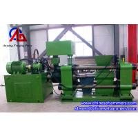 Buy cheap hydraulic aluminum scrap briquetting machine,brass recycling,steel chips briquetter from wholesalers