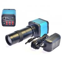 Buy cheap Assorted 14MP industry microscope camera 100X lens  720P  for Video  Micro SD TF card from wholesalers
