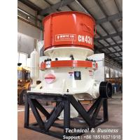 China Automatic Adjustment Spring Cone Crusher Hydrocone Type Intelligent Design on sale