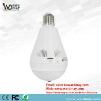 Buy cheap Wdm 360 Degree Panoramic WiFi Smart Home Wireless Security Bulb IP CCTV Camera from wholesalers