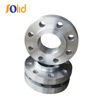 Buy cheap ANSI PN16 B16.5 Carbon steel flange slip on raised face flange from wholesalers