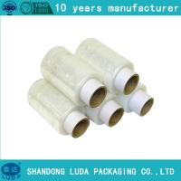 Buy cheap cheap stretch plastic extended paper core hand use film from wholesalers