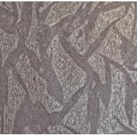 Buy cheap CALLA LILY PVC Wallpaper with Heavy / Deep Embossed 70cm Width from wholesalers