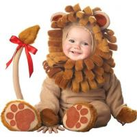 Buy cheap Lion Rompers Cosplay Infant Baby Costumes Newborn Clothes Costumes from wholesalers