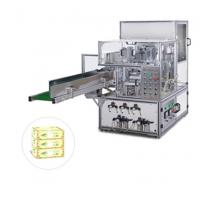 Buy cheap High Capacity Automatic Facial Tissue Box Packing Machine For Full Line from wholesalers