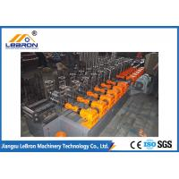 China High Speed Steel Channel Roll Forming Machine 18 Stations For Solar Strut on sale