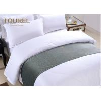 Buy cheap Jacquard Hotel Bed Runners Cushion And 100% Cotton Bed Sheet from wholesalers