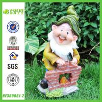 Buy cheap Garden Decorative Gnome Figures from wholesalers