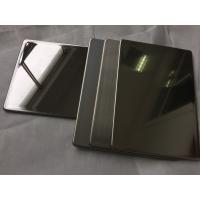 Buy cheap Curtain Wall Stainless Steel Composite Panel 1200mm Width With Polished Finish product