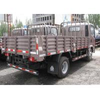 Buy cheap High Attendance Light Duty Trucks With 4200*1810*400mm Cargo Body from wholesalers