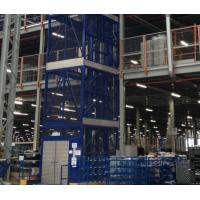 Buy cheap 2800kg Warehouse electric guide rail lift with 3-6m/min Lift speed from wholesalers