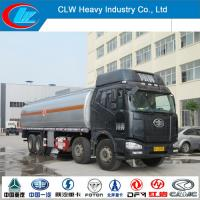 Buy cheap Compatitive Price Faw 8X4 29.4cbm Truck for Fuel Tanker (CLW1310) from wholesalers