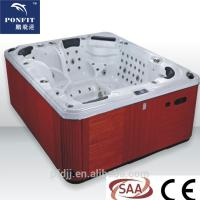 Buy cheap PFDJJ 02 Freestanding Spa Tubb , Acrylic Material Outdoor Geckol Spa Hot Tub from wholesalers