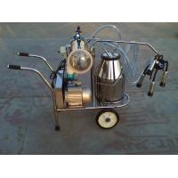 Buy cheap stainless steel cow milker from wholesalers
