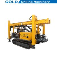 Buy cheap Fluid And Gas Cycling DTH Hammer Drilling Rig from wholesalers