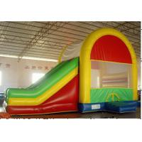 Buy cheap 0.55 PVC Inflatable Water Sports , R US Recreation Facilities Fireproof Inflatable Slides from wholesalers
