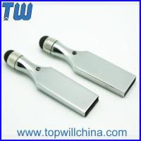 Buy cheap Stylus Metal Pen Drive Data Storage for Smart Phone and Tablet from wholesalers