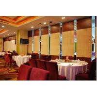 Buy cheap Hotel Pakistan Soundproof Partition Walls Commercial Furniture Acoustic Fabric from wholesalers