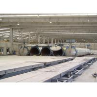 Buy cheap Performance Autoclaved Aerated Concrete Plant Automatic Fly Ash Brick Manufactur from wholesalers