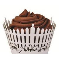 Buy cheap Wedding Cupcake Wrappers from wholesalers