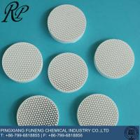 Buy cheap Heat Exchanger Honeycomb Ceramic from wholesalers
