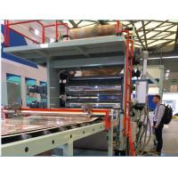 Buy cheap Double Screw Plastic Profile Extrusion Machine For PVC Artificial Marble Sheet from wholesalers