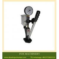 Buy cheap S60H POP Diesel Injector Nozzle Tester from wholesalers