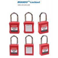 Buy cheap Top sale Loto locks supplier and Manufacture for Safety padlocks, KD keyed system Locks from wholesalers