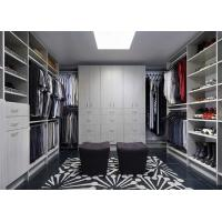 Buy cheap Bedroom Furniture Walk In Closet Wardrobe Laminate Custom Made from wholesalers
