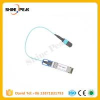 Buy cheap ISO9001 Manufacturer Fiber Optic MPO Connector for Data Center from wholesalers