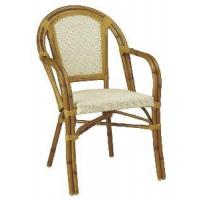 Buy cheap Rattan French Blstro Chair for Cafe Shop/Rastaurant (BZ-CB003) from wholesalers