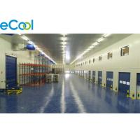 Buy cheap Custom Steel Structure Cold Room Warehouse For Large Logistics And Distribution Center from wholesalers