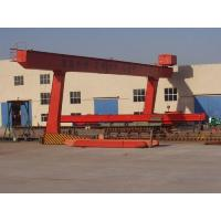 Buy cheap MDG Model Single Girder Hook goliath l crane 32ton from wholesalers