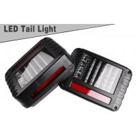 Buy cheap 2 x Black LED Rear Car Tail Lights Brake Turn Signal Reverse For 07-16 Jeep Wrangler JK from wholesalers