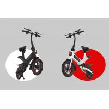 Buy cheap Smart Fold Up Electric Bike 25KM / H , 36V 6AH Mini Folding Electric Bike from wholesalers