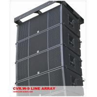 Buy cheap Outdoor Audio Equipment Big Speaker Dual 12 Inch Sound System Line Array Speaker from wholesalers
