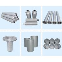 Buy cheap Multilayer Sintered Metal Wire Mesh Filter Media from wholesalers