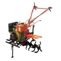 Buy cheap 5hp Mini tractor gas powered garden tiller for agricultural , ground tiller machine from wholesalers