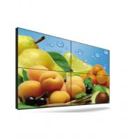 Buy cheap Seamless 5.3mm Seamless Video Wall Lcd Monitors 55 Inch FHD 800cd/m2 Brightness from wholesalers