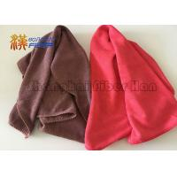 Buy cheap 30cmX30cm Microfiber Towels For Glass Cleaning / Auto Drying / Car Wash from wholesalers