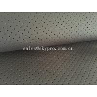Buy cheap Perforated neoprene / airprene fabric roll OF SBR SCR CR Material product