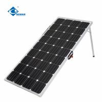 Buy cheap ZW-150W solar photovoltaic panels for home solar panel system 18V 150W Mono product