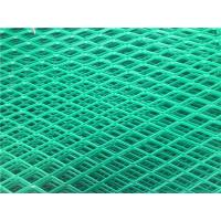 Buy cheap Anti Glare Expanded Metal Mesh Rust Prevention Anti Dazzle Fencing For Highway from wholesalers
