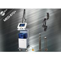 Buy cheap Metal Tube RF Excited Co2 Laser 2 In 1 Fractional And Surgical Ultrapulse Laser from wholesalers