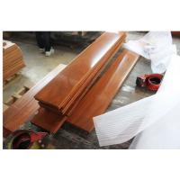 Buy cheap prefinished South America cumaru solid timber flooring from wholesalers