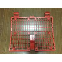 Buy cheap Safety Red Plastic Brick Guard Protectors Panel For Scaffolding System from wholesalers