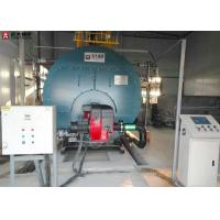 Buy cheap 15T Diesel Oil Fired Industiral Steam Boiler , Low Pressure Fire Tube Boiler from wholesalers