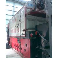 Buy cheap Electric Condensing Oil Fired Steam Boiler For Radiant Heat , Low Pressure 0.7 Mpa product
